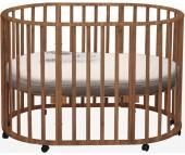 Кроватка-трансформер Daka Baby Genesis Gallileo 5 в 1