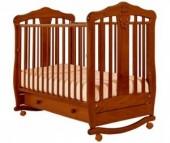 Детская кроватка Гандылян Доминик качалка
