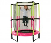 Hudora Батут Safety trampoline Jump in 140 см