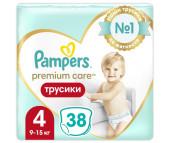 Pampers Подгузники-трусики Premium Care Pants р.4 (9-14 кг) 44 шт.