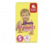 Libero Подгузники-трусики Dry Pants (10-14 кг) 32 шт.