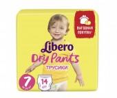 Libero Подгузники-трусики Dry Pants (16-26 кг) 14 шт.