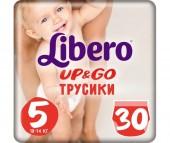 Libero Подгузники-трусики Up&Go Econom (10-14 кг) 30 шт.
