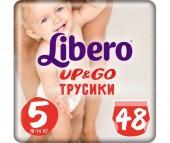 Libero Подгузники-трусики Up&Go Mega Pack (10-14 кг) 48 шт.