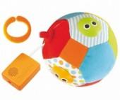 Мягкая игрушка Yookidoo Музыкальный мяч