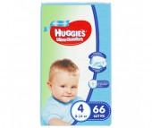Huggies Подгузники Ultra Comfort Mega для мальчиков 4 (8-14 кг) 66 шт.