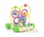 Деревянная игрушка Мир деревянных игрушек (МДИ) Лабиринт Бабочка малая