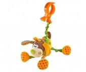 Подвесная игрушка Жирафики Веселый щенок 93591