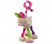 Подвесная игрушка Жирафики Кролик