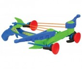 Zing Игрушечный Арбалет Zing Air ZX-Crossbow 3 стрелы