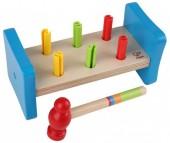 Деревянная игрушка Hape Гвоздики Е0503