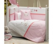 Комплект в кроватку Funnababy Tweet Home 120x60 (5 предметов)