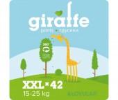 Lovular Подгузники-трусики Giraffe XXL (15-25 кг) 42 шт.