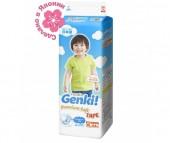 Genki Подгузники Nepia Premium Soft XL (12-17 кг) 44 шт.