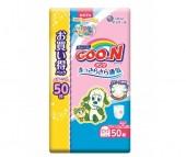 GooN Подгузники-трусики XL (12-20 кг) для девочки 50 шт.