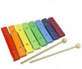 Деревянная игрушка Vulpi - wood ксилофон 8 тонов