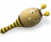 Деревянная игрушка Vulpi - wood маракас Пчелка