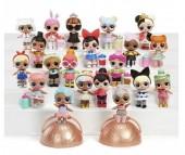 L.O.L. Игрушка кукла-сюрприз в шарике 548843