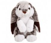Мягкая игрушка Button Blue Сидячий Кролик 21 см