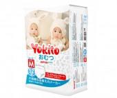 Yokito Подгузники-трусики M (6-11 кг) 58 шт.