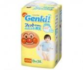 Genki Трусики Nepia Big (от 12 кг) 38 шт.