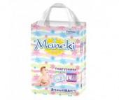 Maneki Подгузники Fantasy L (9-14 кг) 22 шт.