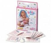 Zapf Creation Baby born Детское питание 12 пакетиков