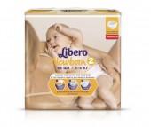 Libero Подгузники Baby Soft NewBorn (3-6 кг) 94 шт.