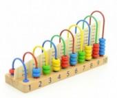 Деревянная игрушка Мир деревянных игрушек (МДИ) Арифметический счёт