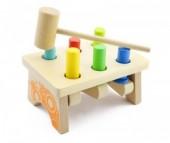 Деревянная игрушка Мир деревянных игрушек (МДИ) Гвозди - перевертыши 2