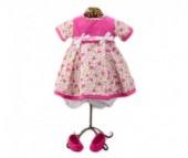 Loko Toys Одежда для куклы девочки Baby Pink 98244