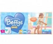 Beffy's Подгузники-трусики для мальчиков extra soft L (10-14 кг) 36 шт.