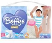 Beffy's Подгузники-трусики для мальчиков extra soft XL (13-18 кг) 32 шт.