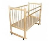 Детская кроватка Уренская мебельная фабрика Мишутка 14 качалка