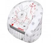 Italbaby Мягкое детское кресло Rabbit