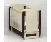 Детская кроватка Kitelli (Kito) Orsetto продольный маятник