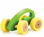 Деревянная игрушка Lucy & Leo Машина Роли-Поли LL106