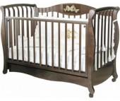 Детская кроватка Можга (Красная Звезда) Елизавета С-553 140х70