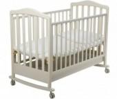 Детская кроватка Papaloni Винни качалка 120х60