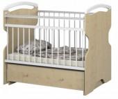 Детская кроватка Sweet Baby Ofelia Bianco
