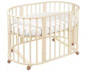 Кроватка-трансформер Sweet Baby Delizia без маятника