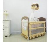 Кроватка-трансформер Tizo Lovely Bear