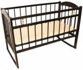 Детская кроватка Уренский Леспромхоз Заюшка 3-1 (качалка)