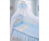 Комплект в кроватку Золотой Гусь Лапушки (8 предметов)