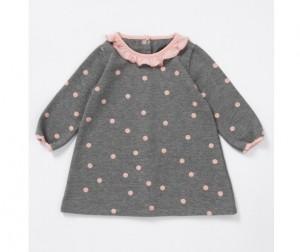 5af9afc656b Artie Платье для девочки Rabbit dots APl-143d
