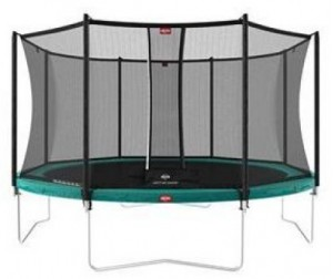 Berg Батут Favorit 380 с сеткой Safety Net Comfort