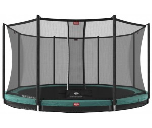 Berg Батут InGround Favorit 430 с сеткой Safety Net Comfort