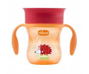 Поильник Chicco Perfect Cup Носик 360 12 мес+ 266 мл