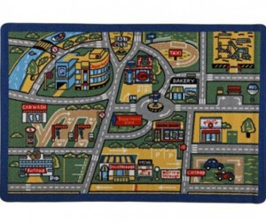 Confetti Коврик Kids Rugs Traffic 3 мм 133х190 см