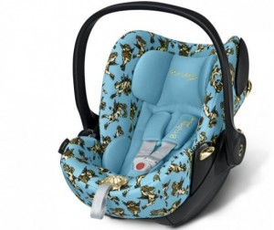 Автокресло Cybex Cloud Q JS Cherubs